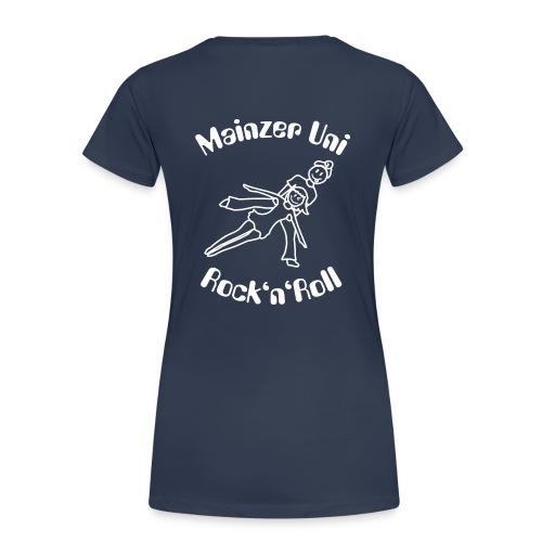 MainzerUniRnR Antonia weiss - Frauen Premium T-Shirt