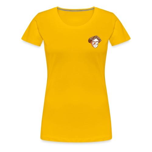 Kopf1-Baumstriezel_RGB - Frauen Premium T-Shirt