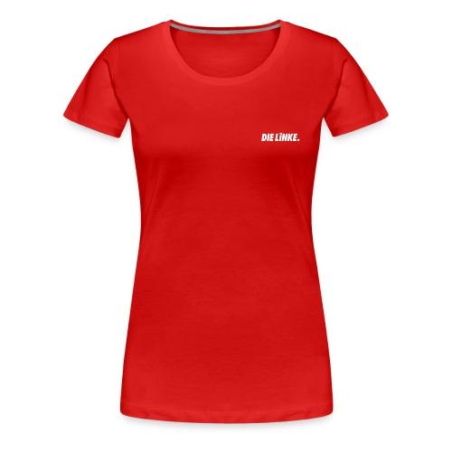 linkepv spreadshirt logo - Frauen Premium T-Shirt