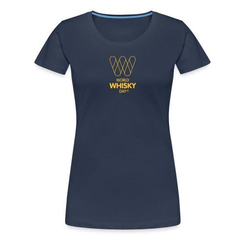 WWD logo - Women's Premium T-Shirt
