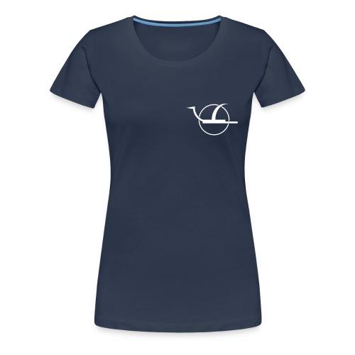 geier ai voll ohneaugen cs2 - Frauen Premium T-Shirt