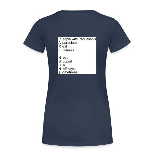 linpwp4 - Women's Premium T-Shirt