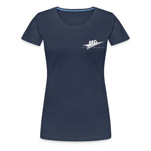 Logo FFG hell ohne Schrif - Frauen Premium T-Shirt