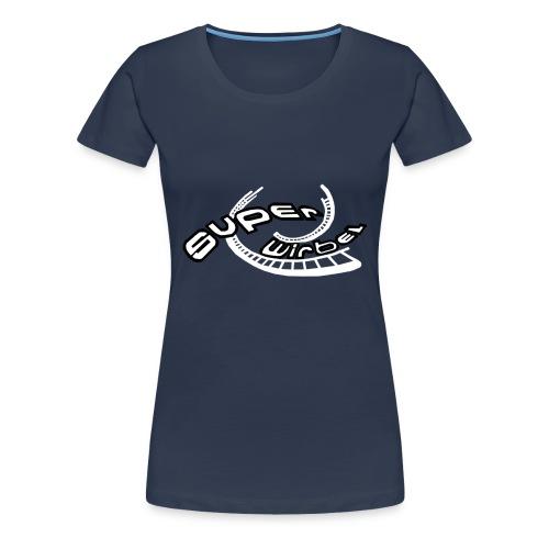 SuWi Logo - Frauen Premium T-Shirt