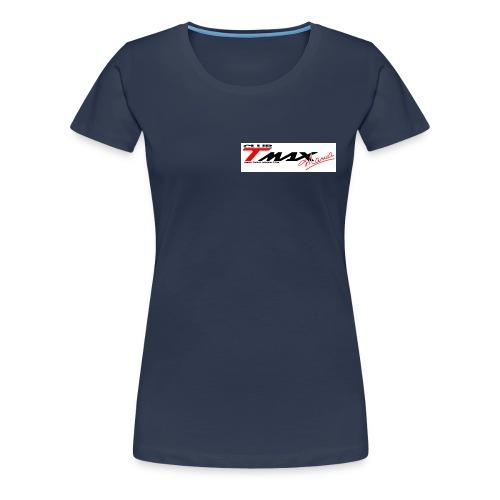logo1 - T-shirt Premium Femme