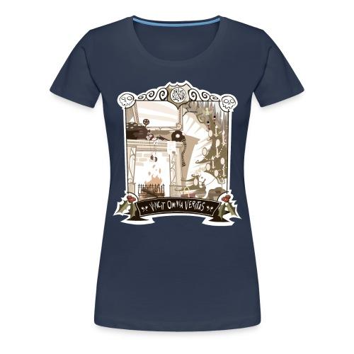 GRYM Memento - Women's Premium T-Shirt