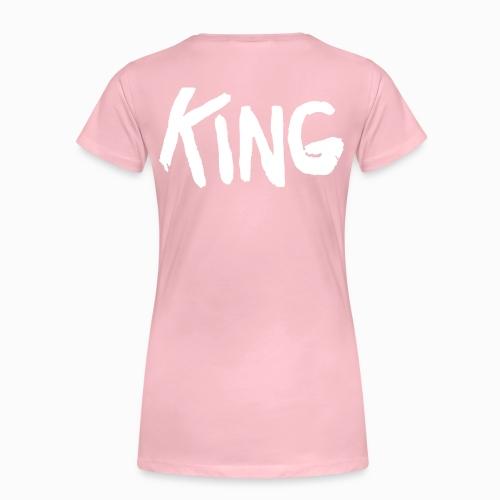 Hamlet is King - Frauen Premium T-Shirt