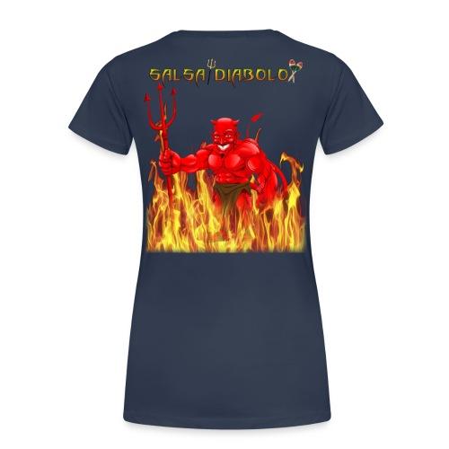 salsadiabolo - Camiseta premium mujer