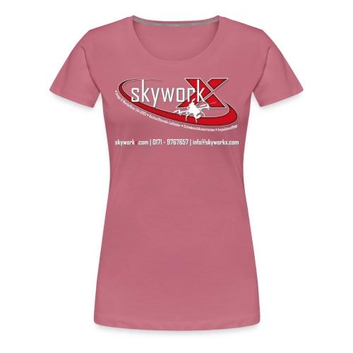 Shirt neu png - Frauen Premium T-Shirt