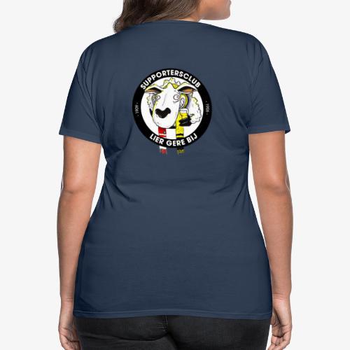 SC Lier Gere Bij logo - Vrouwen Premium T-shirt