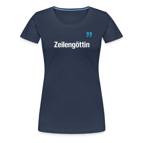asa zeichen - Frauen Premium T-Shirt