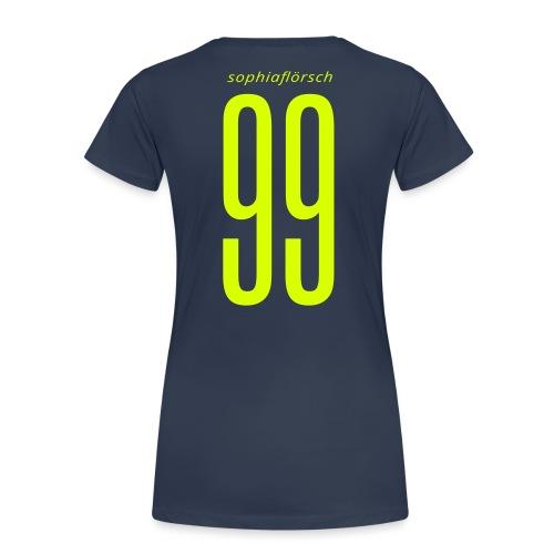 sf_99_2 - Frauen Premium T-Shirt