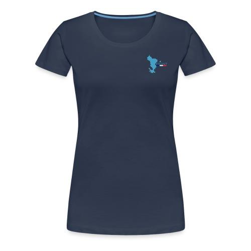 FRONT -1 - T-shirt Premium Femme