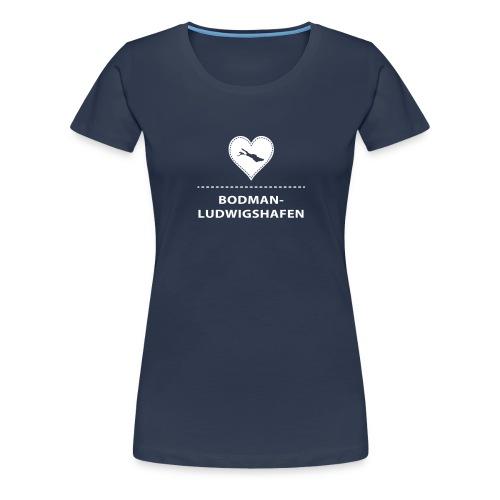 voegel www dicke - Frauen Premium T-Shirt