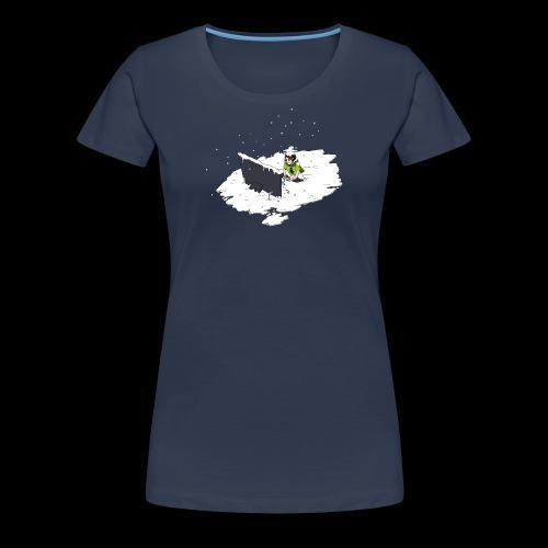 Winter Theme - Women's Premium T-Shirt
