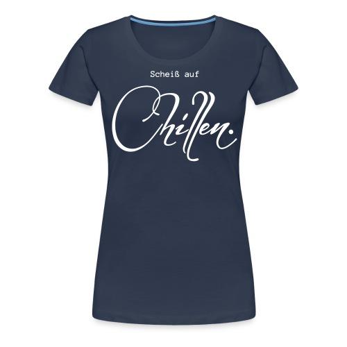 140625 ffptext kleiner - Frauen Premium T-Shirt