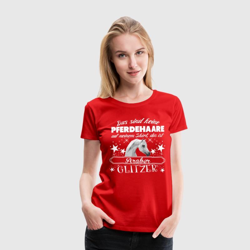 Araber Pferde - Frauen Premium T-Shirt
