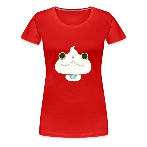 Muso Nyan - Maglietta Premium da donna