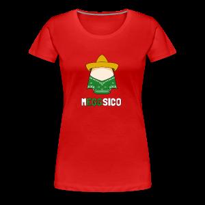 MEGGSICO - T-shirt Premium Femme