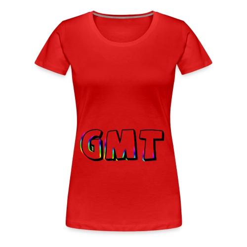 GameTuber Fan-Shirt - Vrouwen Premium T-shirt
