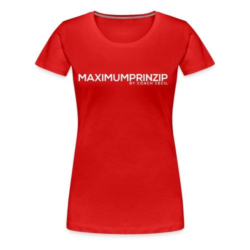 MP Logo - Frauen Premium T-Shirt