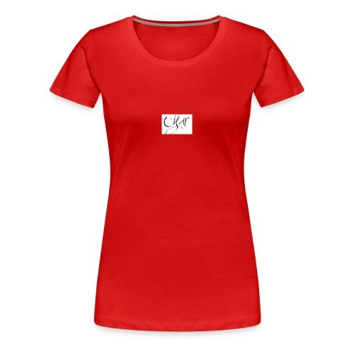 Tigar logo - Women's Premium T-Shirt