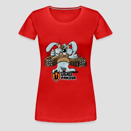 Isamu - Women's Premium T-Shirt