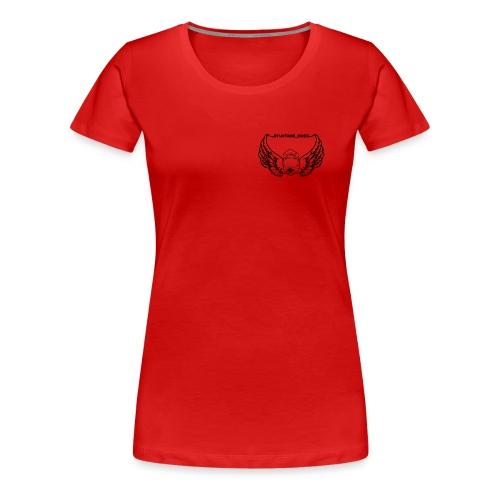 StuntRide_KidzZ - Frauen Premium T-Shirt