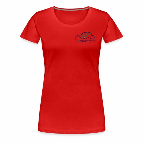 SFG Tannheim Colorized - Frauen Premium T-Shirt
