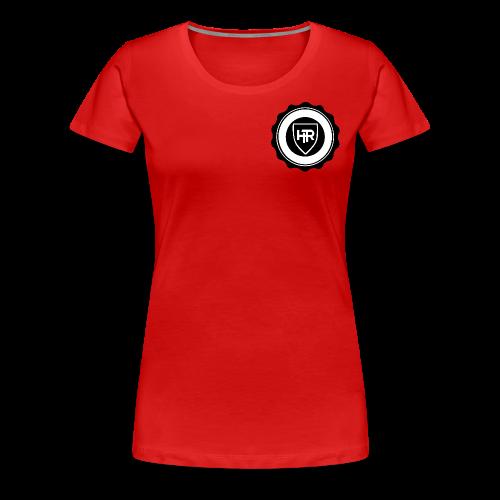 HR logo INC - T-shirt Premium Femme