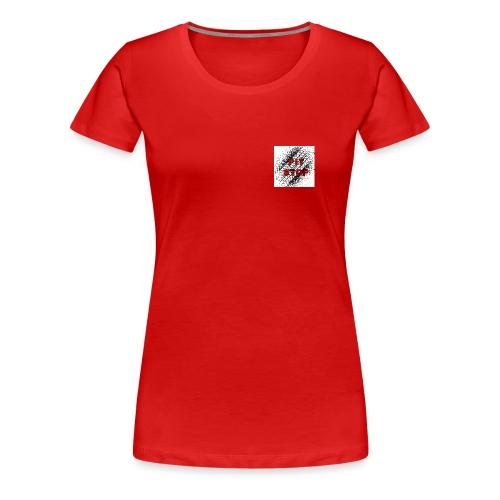 Logo grande - Camiseta premium mujer