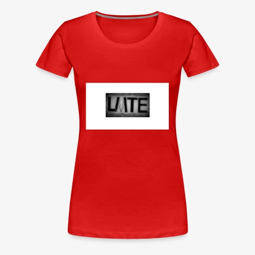 Le premier design de la LMTE - T-shirt Premium Femme