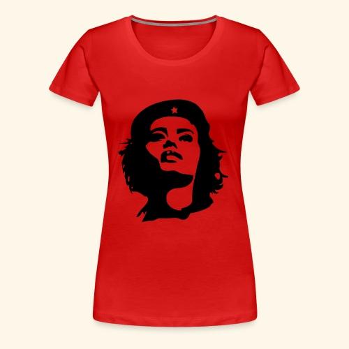Revolutionärin Geschenk Idee Mythos - Frauen Premium T-Shirt