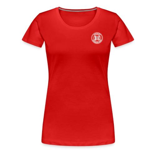 SIsu Hockey - Naisten premium t-paita