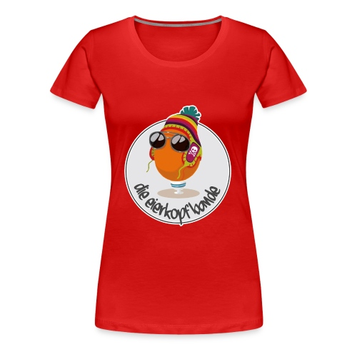 Eierkopfbande Classic - Frauen Premium T-Shirt