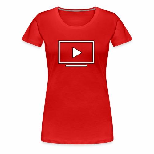 GewoonTV vrouwen - Vrouwen Premium T-shirt