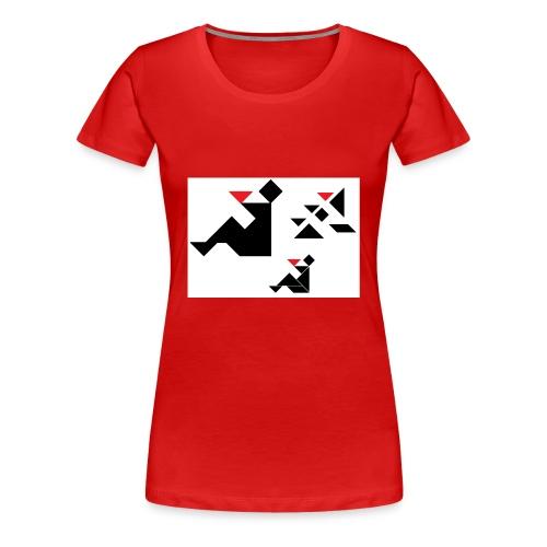 sreadshirt-catalogo-Uomo_con_coppa - T-shirt Premium Femme