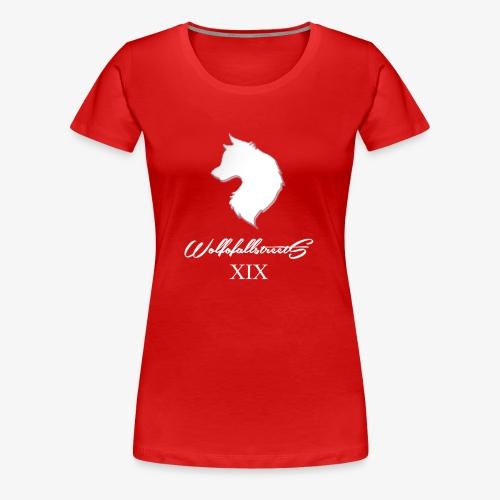 XIX - Frauen Premium T-Shirt