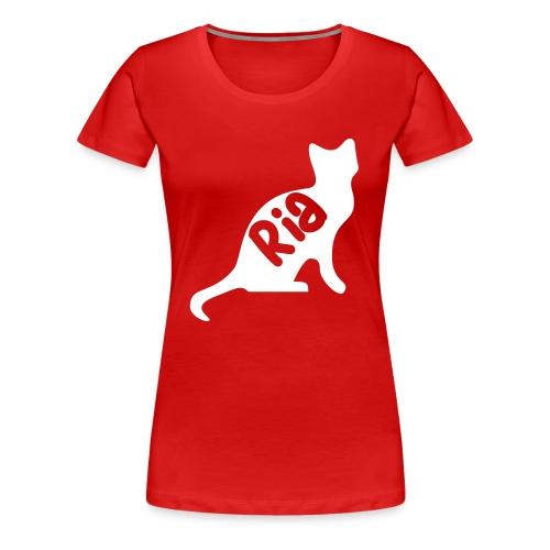 Team Ria Cat - Women's Premium T-Shirt