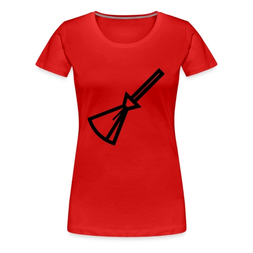 Balais Balais Wiccan Wicca ! - T-shirt Premium Femme