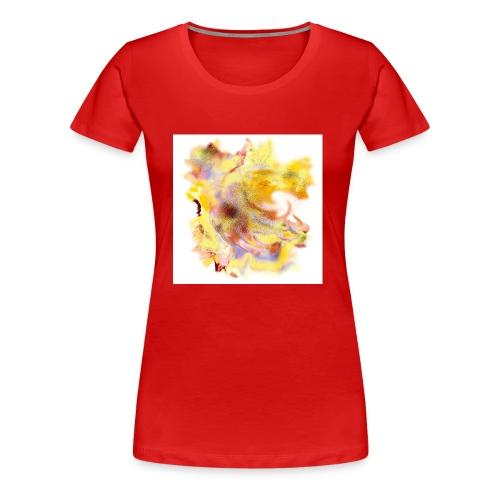 G painter 49. Roche - T-shirt Premium Femme