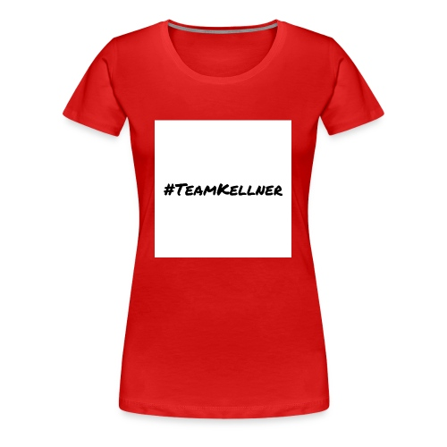 #Teamkellner - Frauen Premium T-Shirt