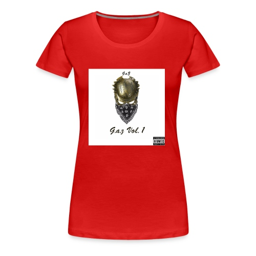 G.a.z Vol.1 - Frauen Premium T-Shirt