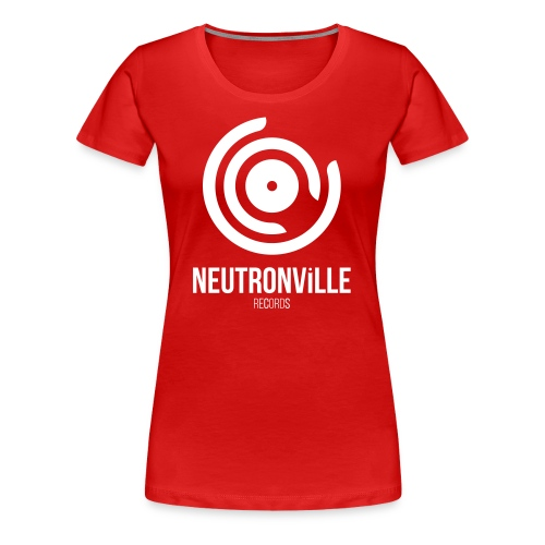 Neutronville Records Logo - Frauen Premium T-Shirt