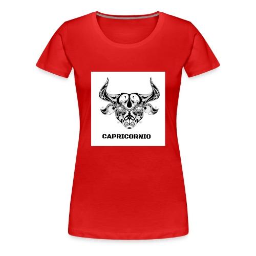 CAPRICORNIO - Camiseta premium mujer
