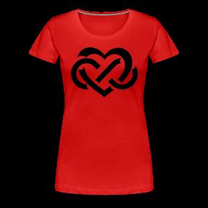Vriendschap - Vrouwen Premium T-shirt