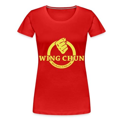 WCVD - Frauen Premium T-Shirt