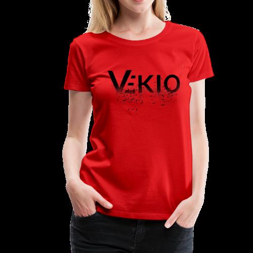 Vekio explosion - T-shirt Premium Femme