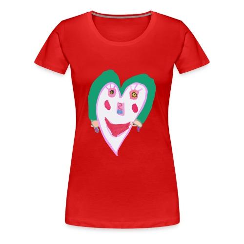 Carazon - Camiseta premium mujer