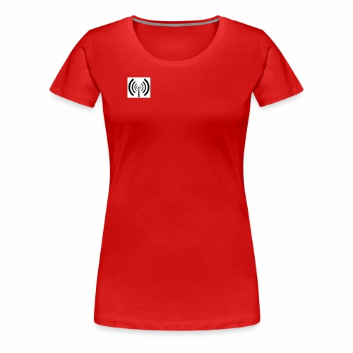 ILikeRadio Logo - Frauen Premium T-Shirt